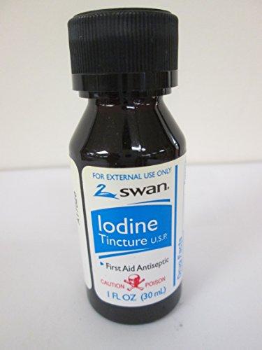 Swan Iodine Tincture U S P pack