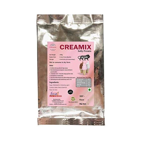 CREAMIX Softy PREMIX Vanilla 800G