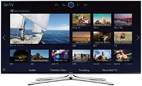 Samsung UE32H6200AW 32 Full HD Compatibilidad 3D Smart TV WiFi Negro - Televisor (Full HD, A, 16:9, 1920 x 1080 (HD 1080), 1080p, Negro): Amazon.es: Electrónica
