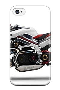 sandra hedges Stern's Shop New Style Premium Protective Hard Case For Iphone 4/4s- Nice Design - Yamaha Motorcycle 7540547K35558107