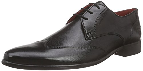 Herren Derby 2 SHOES Toni CLASS amp; HAND Schwarz MELVIN HAMILTON Ls Forum OF MADE MH Black wCxfng8qB