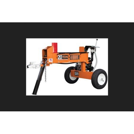 Great Northern Equipmen Splitter 2-Way 20 Ton W/Gc160 by GREAT NORTHERN EQUIPMENT