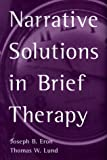 img - for Narrative Solutions in Brief Therapy book / textbook / text book