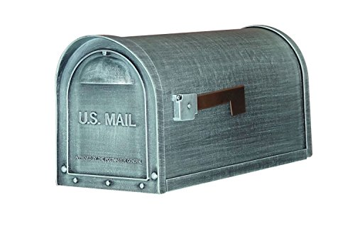 Mount Verde Color - Classic Curbside Mailbox