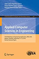 Applied Computer Sciences in Engineering Front Cover