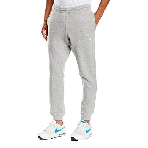 Nike mens Club Fleece Tapered Cuff Sweatpants Pants Large