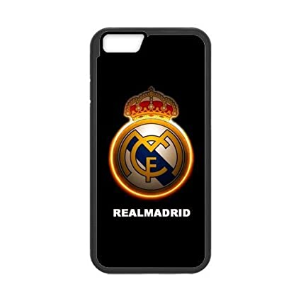 Amazon.com: iPhone 6 Case, [Real Madrid CF] iPhone 6 (4.7 ...