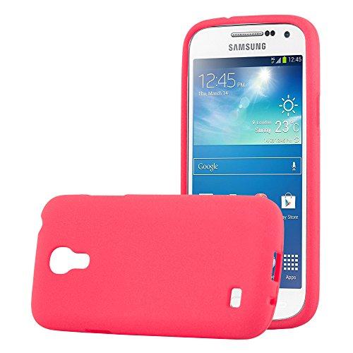 Cadorabo - Cubierta protectora para Samsung Galaxy S4 MINI de silicona TPU en diseño Escarcha