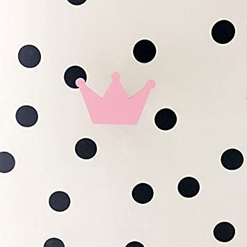 Amazoncom Daisy Storee Cute Crown Wooden Clothes Coat Hook For