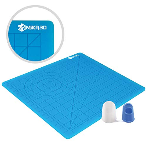Printing Silicone Template Drawing MIKA3D product image