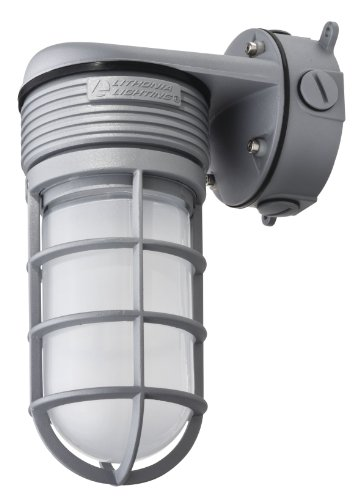 Lithonia Lighting OLVTWM M6 Wall Mount LED Vapor Tight