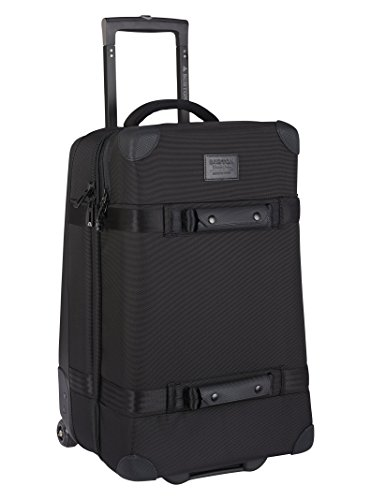 Burton Bag - Burton Wheelie Cargo Travel Bag, True Black Ballistic, One Size