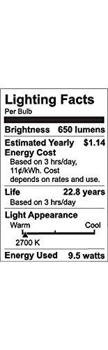 Philips Br30 Led Light Bulbs in US - 8