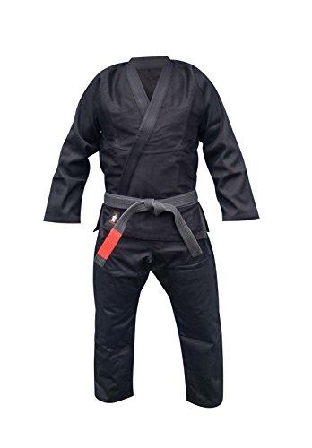 Your Jiu Jitsu Gear Brazilian Jiu Jitsu Uniform Black A1