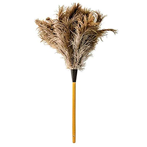 Royal Ostrich Feather Duster Large 28″ inch) Brown