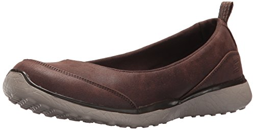 Skechers Women's Microburst Lightness Sneaker Brown