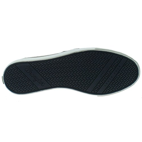 Wrangler Mens Mitos Derby Military Lace Up Canvas Shoes WM181000-UK 12 (EU 46)