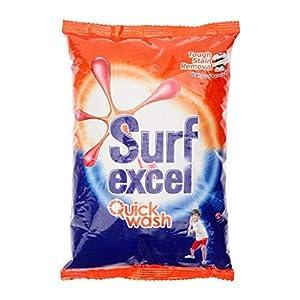 Surf Excel Quick Wash Detergent powder 12g each (Pack of 48)