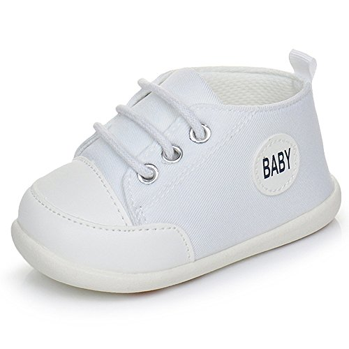 Pictures of Demonda Baby Canvas Casual Sneaker Lace Up 1