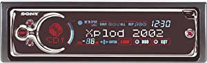Sony Xplod® XM(TM) Radio-Ready CD Player (CDX-CA900X)