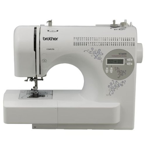 Brother Sewing Machine Computerized SC6600 (Brother Sewing Machine Screen)