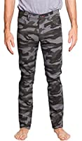 Victorious Mens Camouflage Slim Fit Pants AR168