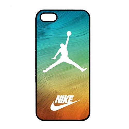 3 opinioni per Cute Anime Jordan Logo Phone Case Cover For Iphone 5/5s Black Hard Case AIR22