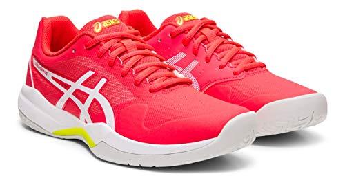 ASICS Gel-Game 7 Women's Tennis Shoe, Laser Pink/White, 8 M US