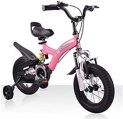 FEE-ZC Bicicleta de Seguridad para niños Cuadro de Bicicleta de ...