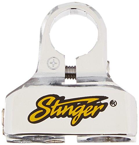 Stinger Battery Terminals (Stinger SPT53102 PRO Classic Battery Terminal with 8 Outputs Shoc-Krome)