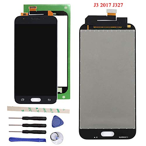 100% Tested LCD Display Touch Screen Digitizer Assembly for Galaxy J3 2017  Prime SM-J327 J327R4 J327T J327T1 J3 Amp Prime 2 SM-J327AZ J3 Emerge J327A