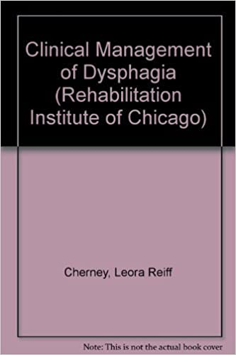 Livres pdf complets à télécharger gratuitement Clinical Management of Dysphagia in Adults and Children 2nd Edition by Cherney, Leora Reiff (1994) Spiral-bound PDF iBook
