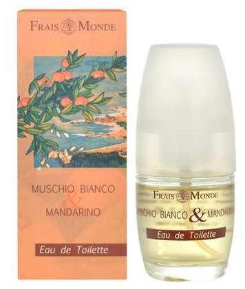 Frais Monde White Musk Mandarin Orange Agua de Colonia - 30 ml 11937