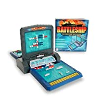 Electronic Battleship Advanced Mission by Milton Bradley