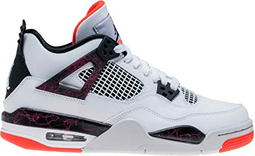 - Nike Mens Air Jordan 4 Retro Basketball Shoe Size 10
