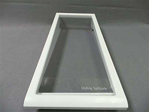 (Frigidaire 242069301 Refrigerator Sliding Spillsafe Shelf)