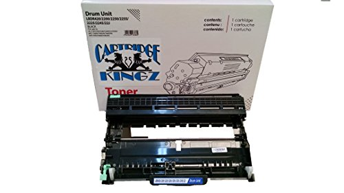Cartridge Kingz DR420 Brother compatible DRUM Unit... Yields up to 12,000 pages 12000 Yield Drum Unit