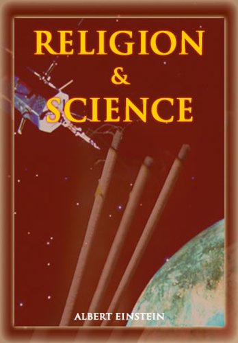 religion and science  kindle edition by albert einstein literature  religion and science by einstein albert