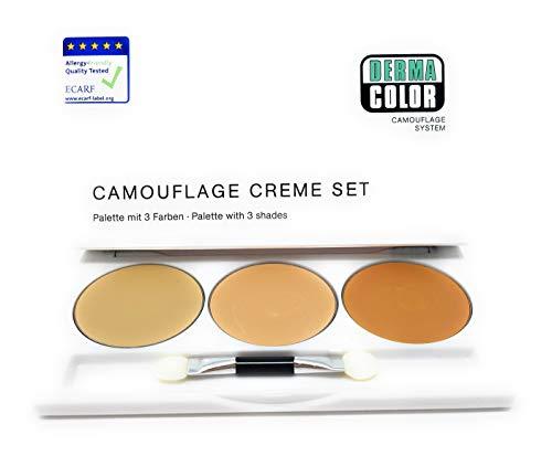 'Kryolan Dermacolor Camouflage System Palette 3 Correctors