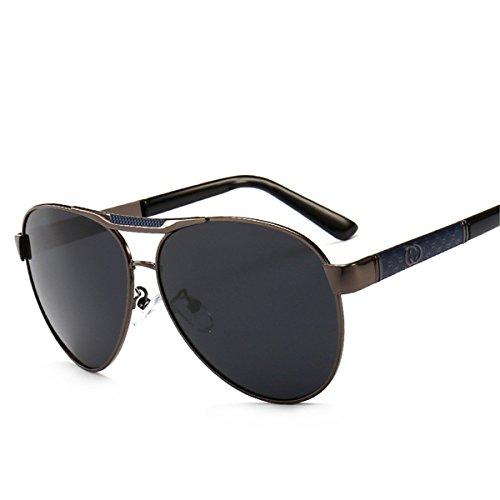 De De E Gafas De Galvanoplastia De Sol Sol Moda XGLASSMAKER Polarizadas Gafas De Sol De Gafas Colores Dos Z7SHBnqO