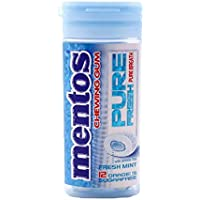 Mentos 3D Pure Fresh with Mint Tube - 24 gm