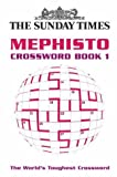 The Sunday Times Mephisto Crossword Book 1, HarperCollins Publishers Limited, 0007165331