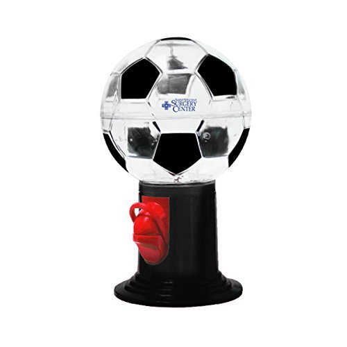 Sports Gumball Candy Dispenser Promotional