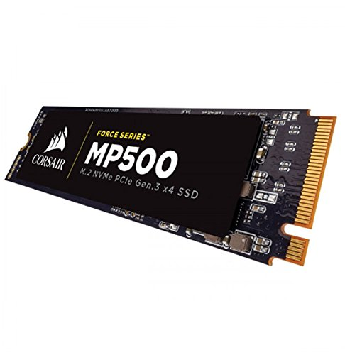 Corsair Force Series MP500 120GB M.2 NVMe PCIe Gen. 3 x4 SSD by Corsair