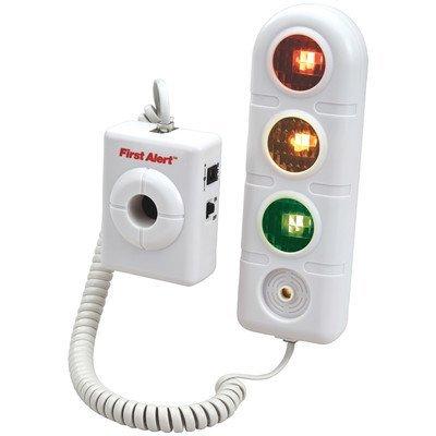First Alert Parking Alert Sensor with AC Adaptor, White (SFA275) [並行輸入品] B01LZLG6AU