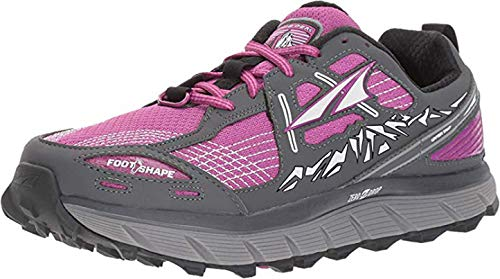 ALTRA Women's Lone Peak 3.5 Running Shoe, Purple, 10 B US