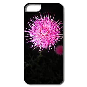 Ideal Flower Pc Cover For IPhone 5/5s