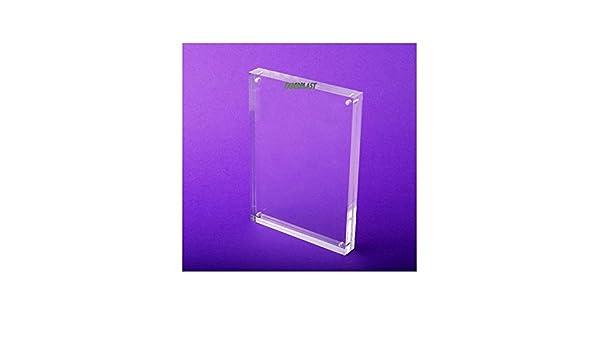 18x24x3 cm Faberplast Portahojas con Imanes sin Peana Metacrilato