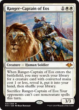 Magic: The Gathering - Ranger-Captain of Eos - Modern Horizons