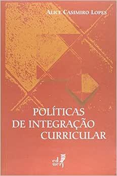 Políticas de Integração Curricular - 9788575111284